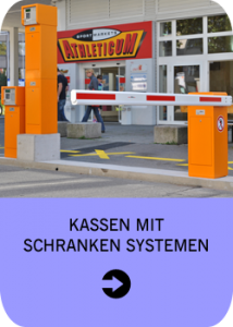 Sitax - Kassen mit Schranken Systemen