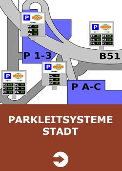 Sitax - Parkleitsysteme Stadt