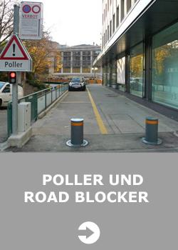 Sitax - Poller und Road Blocker