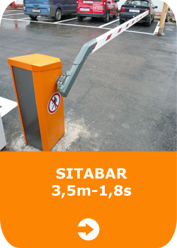 Sitabar 3.5 m - 1.8 s