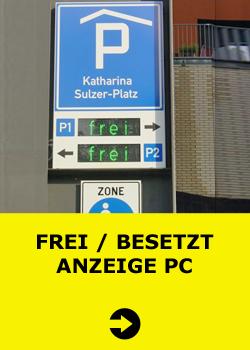 Frei / Besetzt Anzeige PC