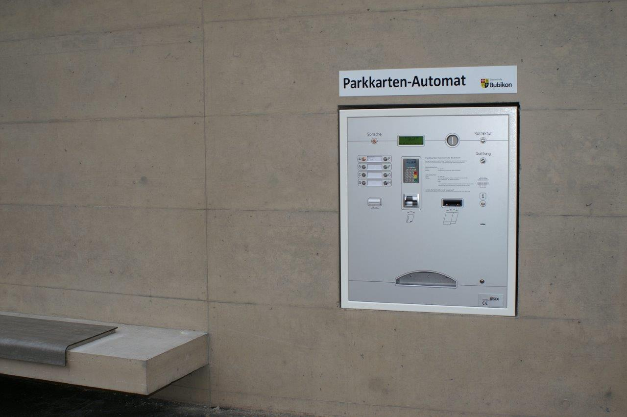 Hauptbild Kassenautomaten
