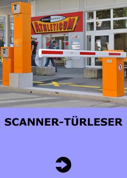 Scanner-Tuerleser