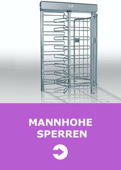 Mannhohe-Sperren